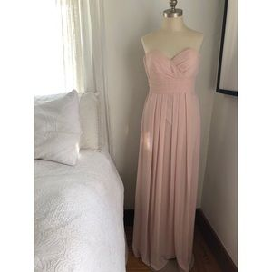 Formal Blush Dress